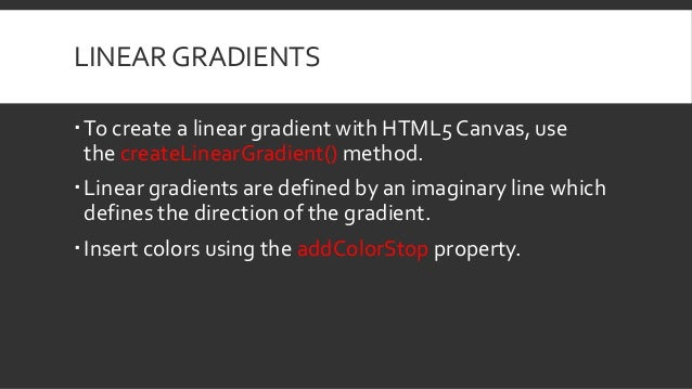 Drawing Lines Using Canvas : Drawing with the html canvas