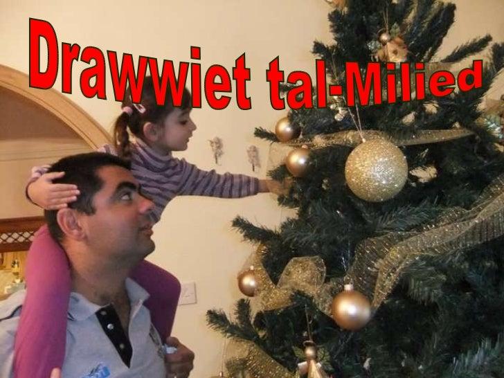Drawwiet tal-Milied