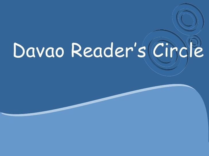 Davao Reader's Circle
