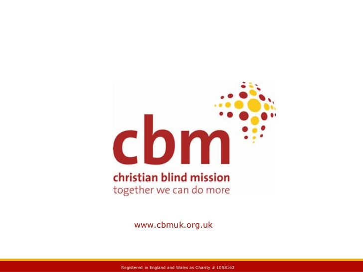 www.cbmuk.org.uk