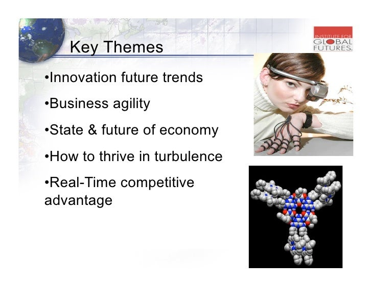 Future of Business Agility, Technology and Innovation Slide 2