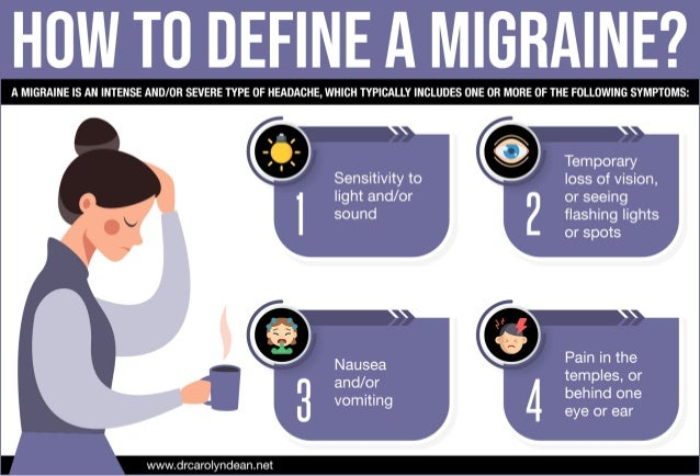 How to Define a Migraine?