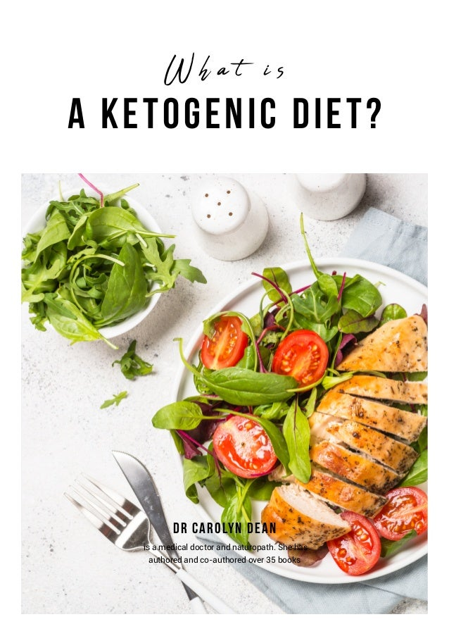 a Ketogenic Diet? Dr Carolyn Dean is a medical doctor and naturopath. She has authored and co-authored over 35 books W h a...