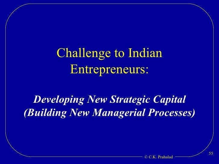 the network challenge chapter 2 prahalad c k