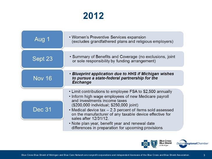 Health care reform whats next for small employers 2 3 2012blue cross blue malvernweather Choice Image