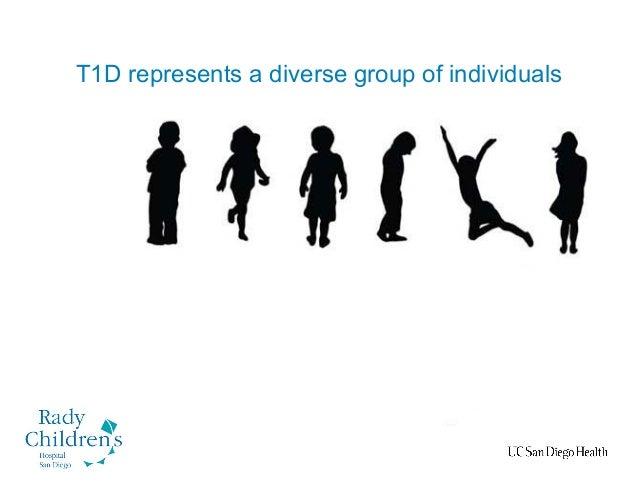 T1D represents a diverse group of individuals