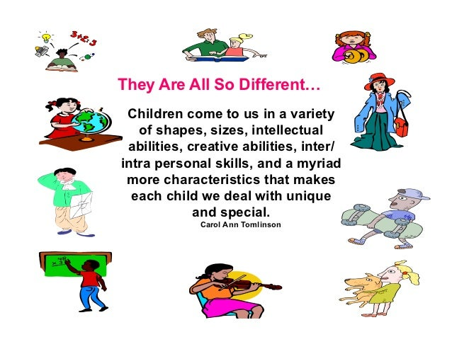 Who Are the Academically & Intellectually Gifted Slide 3