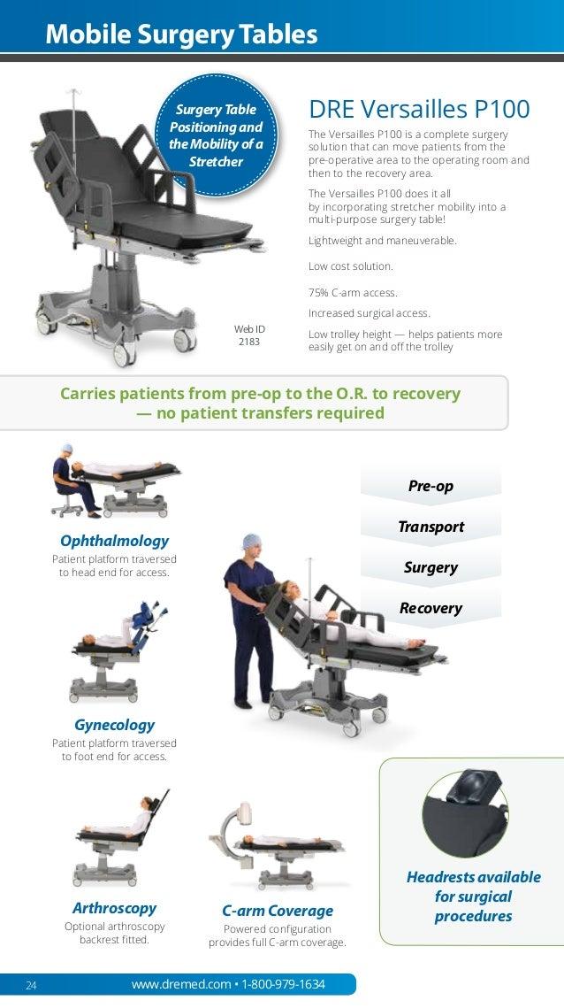Dre New Amp Refurbished Medical Equipment 2014 Catalog