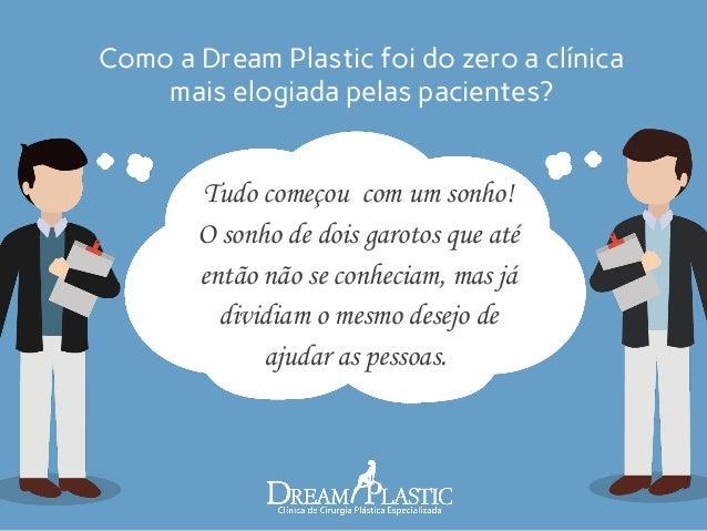 Historia Dream Plastic: Clinica de Cirurgia Plastica Slide 3