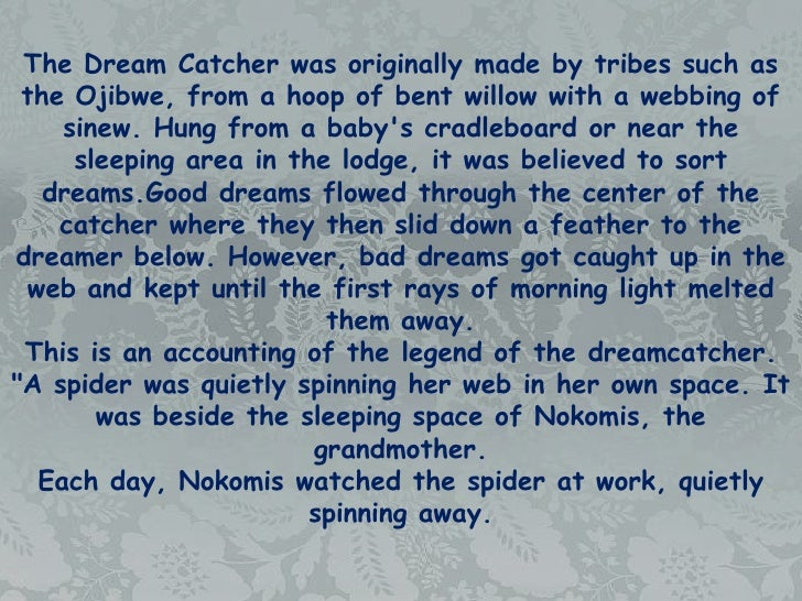 Dreamcatcher Impressive Dream Catcher History For Kids
