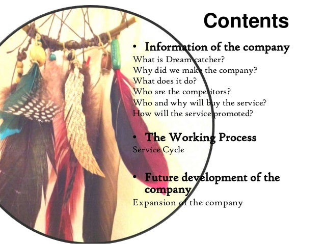 What Are Dream Catchers Supposed To Do Dream catcher presentation 40 1