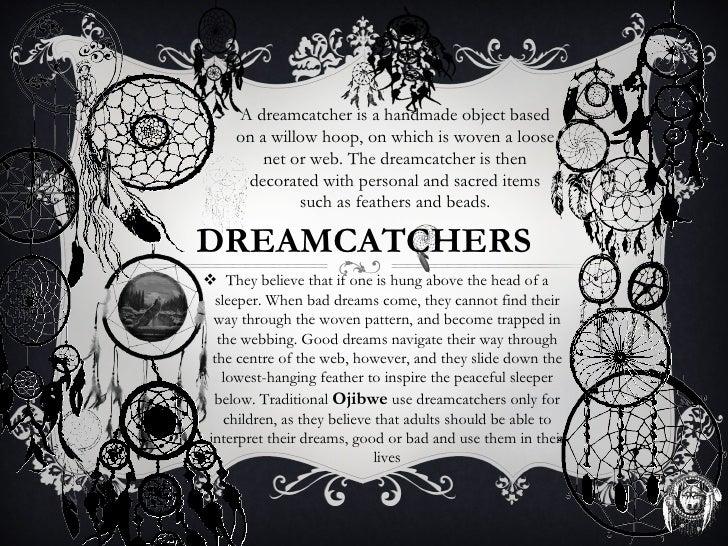 Dreamcatchers Adorable Chippewa Dream Catchers