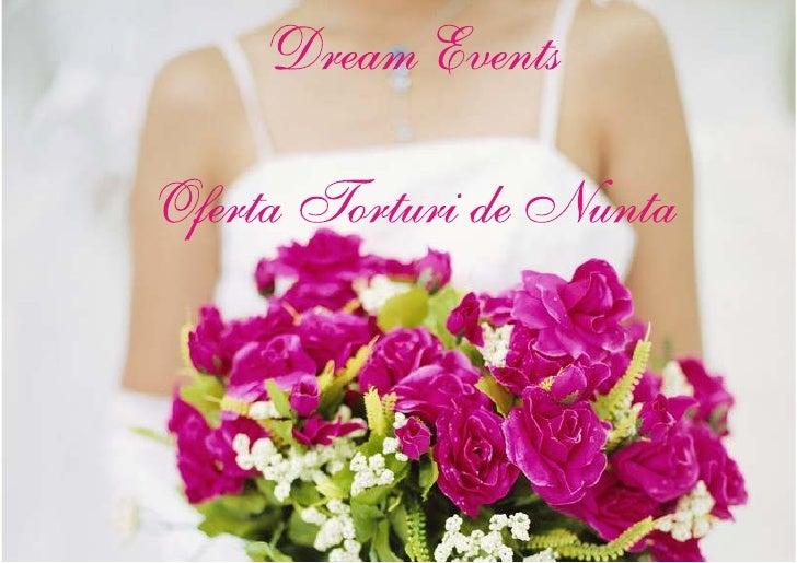 Noul site multimedia: www.dream-events.eu Facebook.com/NuntisiEvenimente, Twitter.com/Dreamevents_ro Youtube.com/NuntisiEv...
