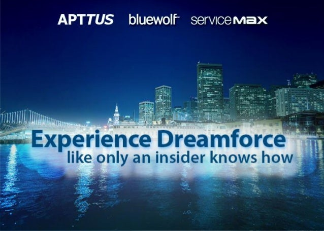 ®APTTUS 2013  #DF14tips  DreamforceTips, Tricks & Secrets  Getting the most out of this year's event  Liz Carter  Director...
