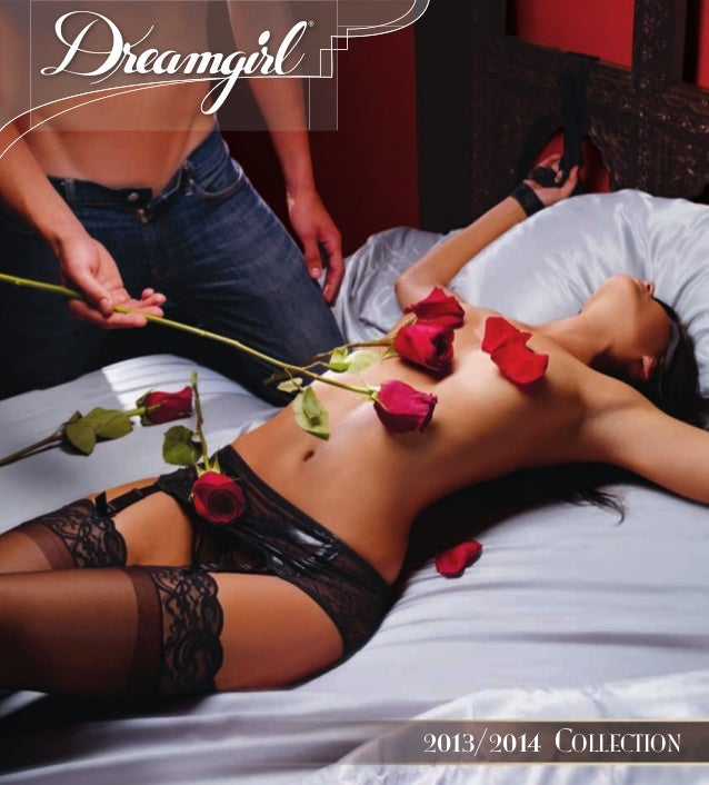 2013/2014 CollectionThe images and graphics in this catalogue[or CD] are the copyright-protected work ofDreamgirl Internat...