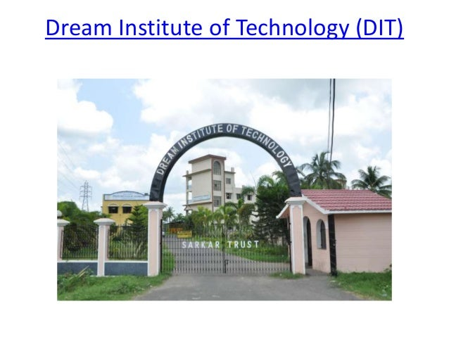 Dream Institute of Technology (DIT)