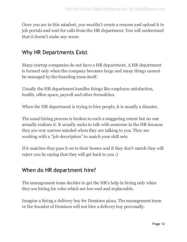 Dominos Payroll Department