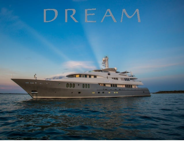 The owners of DREAM just completed a 2 year refit to include a new paint job and a 100% interior re-design by the most fam...