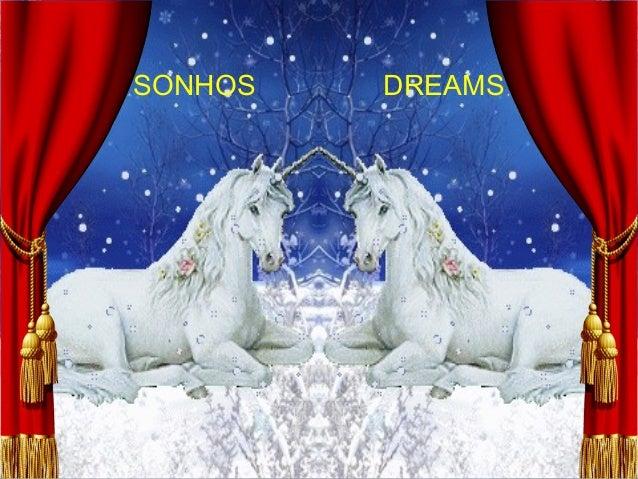 SONHOS DREAMS