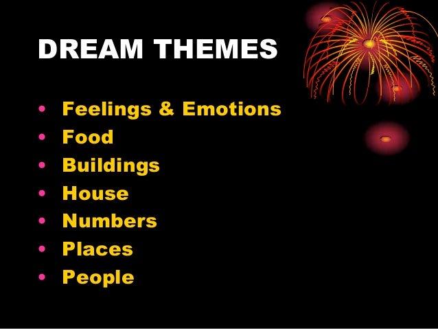 Dreams And Visions Seminar Module 2