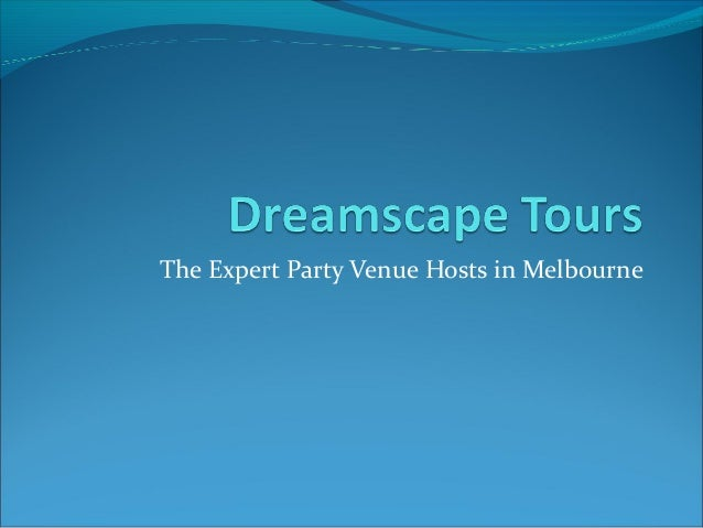 The Expert Party Venue Hosts in Melbourne