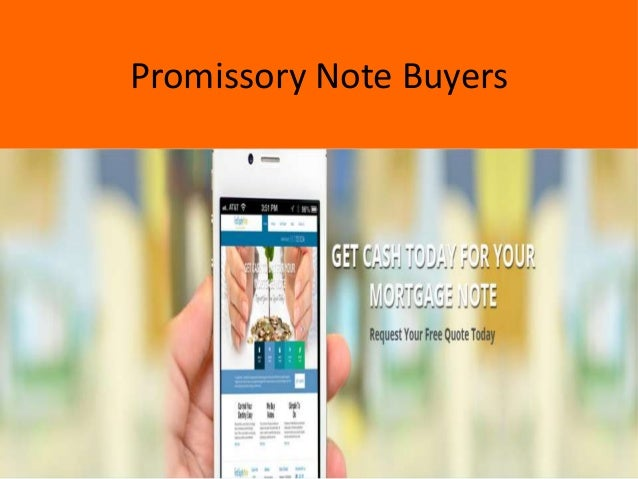 Private Note Buyers | Private Note Buyer| Slide 2