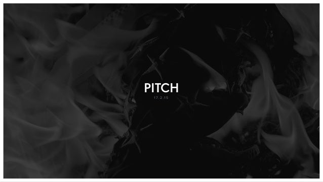 PITCH1 7. 2 .1 5