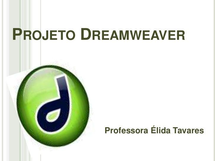 Dreamweaver aula 1