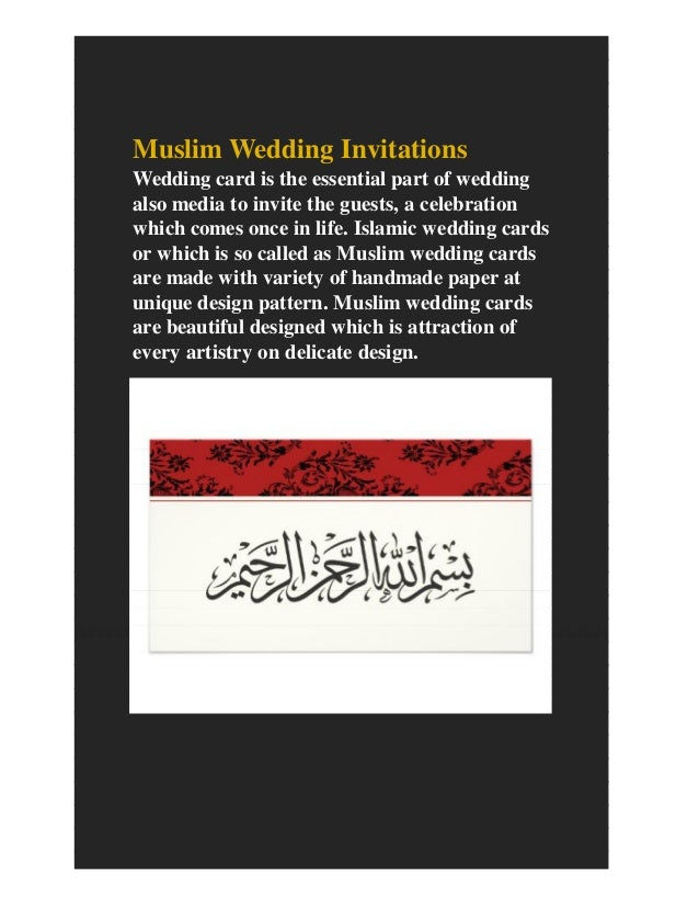 Welcome to Dream Wedding Card!