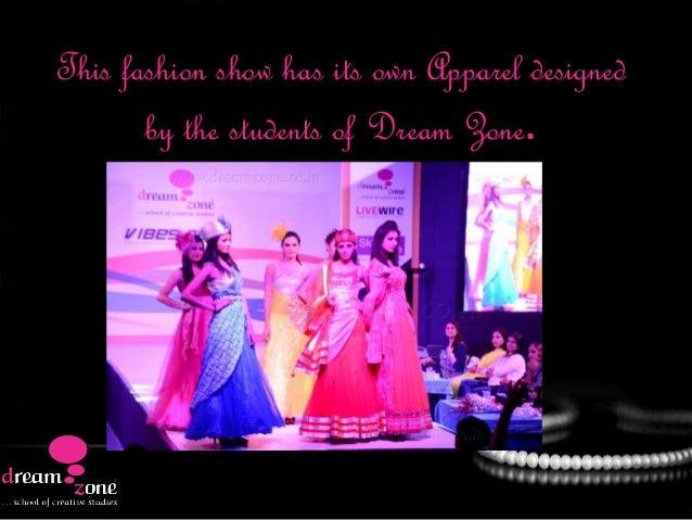 Dreamzone Vibes 360 Degree Fashion Show Delhi