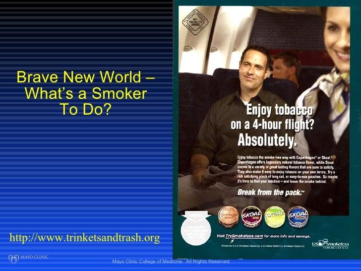Dr  Ebbert Spit Tobacco Presentation