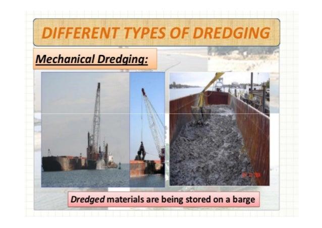 Dredging equipment