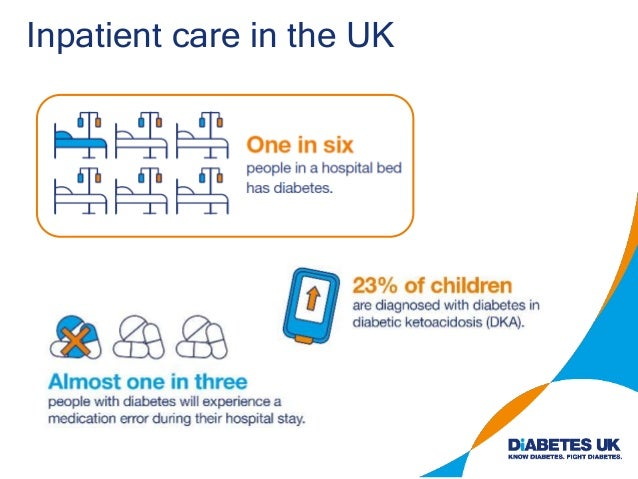 Inpatient care in the UK