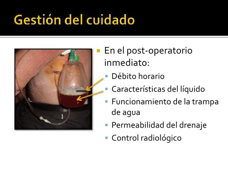    Dolor   Ansiedad   CSV   Enfisema subcutáneo: movilización del tubo o    fístula  demarcar zona, avisar al médico...