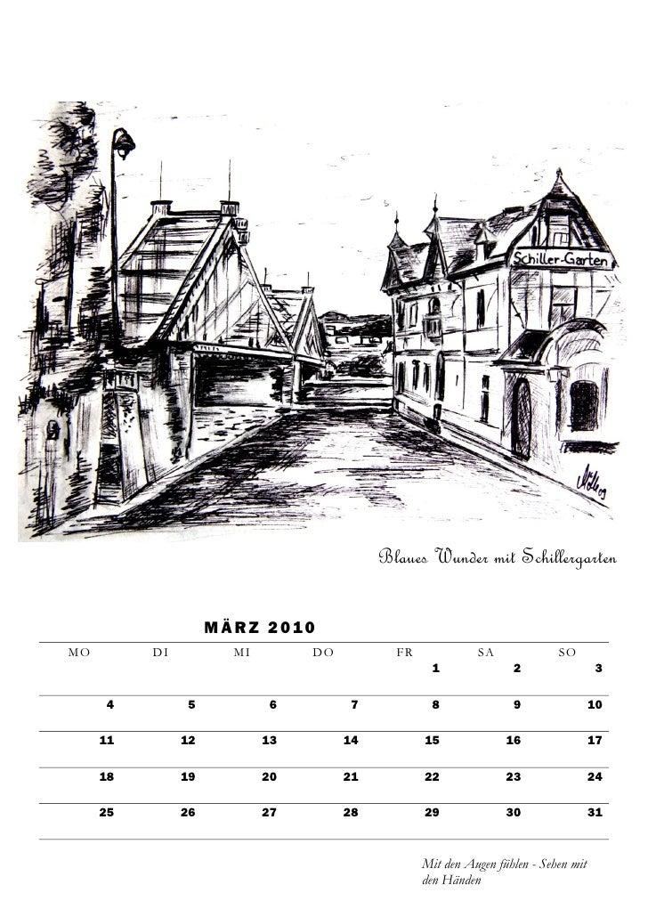 Dresdner Impressionen Kalender 2010 Slide 3