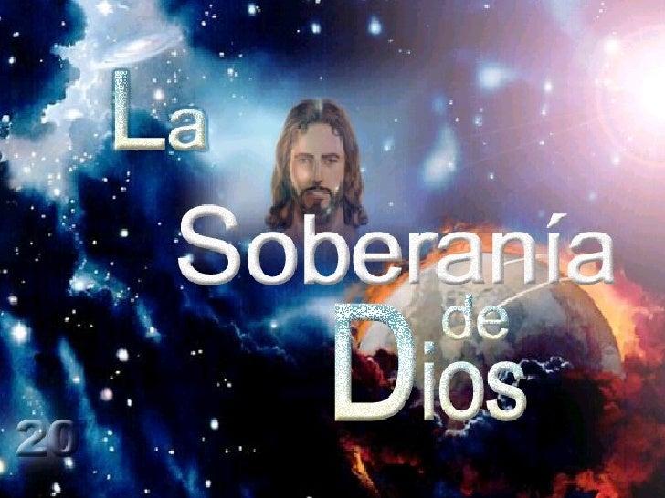 R 20 Soberania de Dios Slide 1