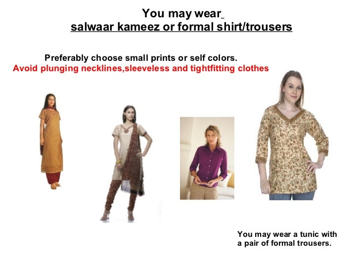 Casual Dress Attire For Women