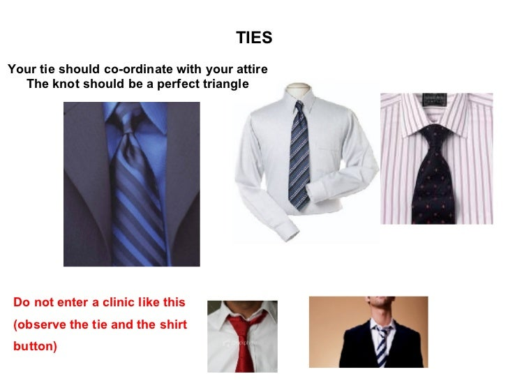 Importance of dress codes in the workplace