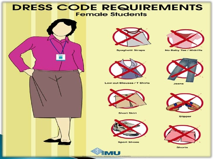 Dress Code Fo Management Students