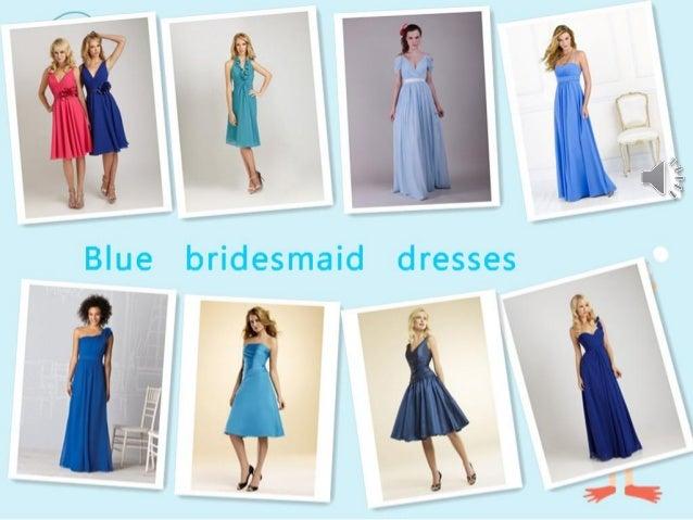 Long red bridesmaid dresses