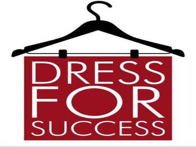 dress for sucess