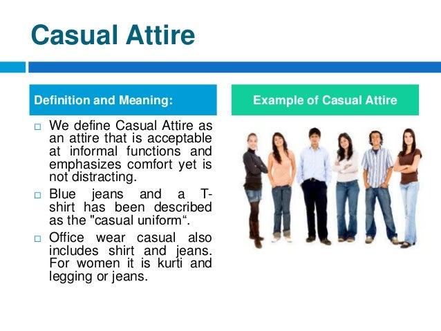 Define casual