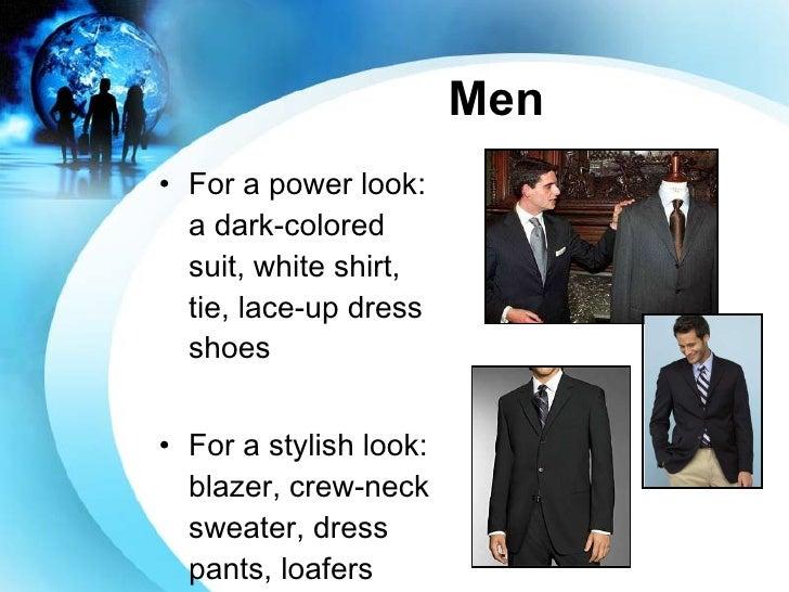 dress for success  19