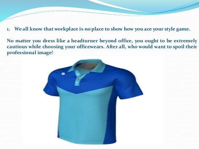 Dress Like A Dapper Design Your Polo Shirt Online