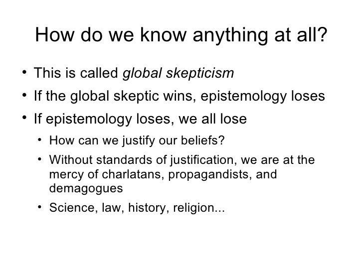 global skepticism