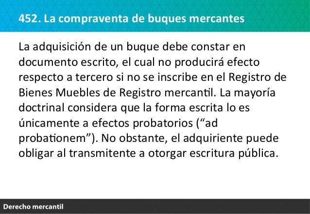 Derecho mercantil apuntes - Registro mercantil de bienes muebles ...