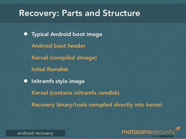 How to Make Android's Bootable Recovery Work For You by Drew Suarez