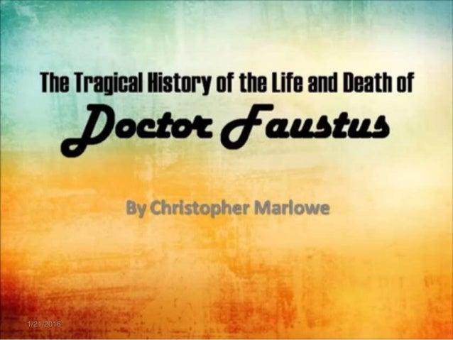 dr faustus setting