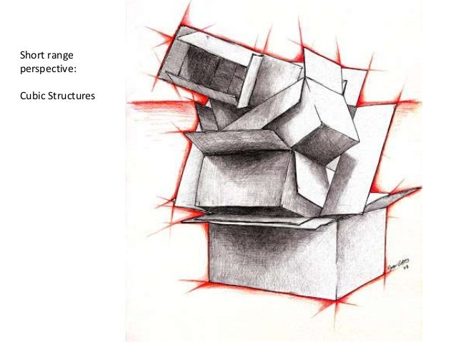 Short range perspective: Cubic Structures