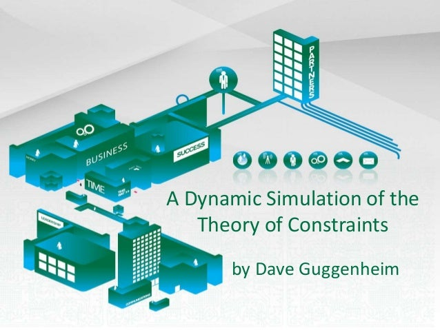 A Dynamic Simulation of the Theory of Constraints by Dave Guggenheim